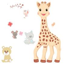 Roommates, Väggdekal, Sophie la girafe