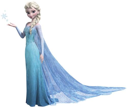 RoomMates, Väggdekal, Disney Frozen, Elsa