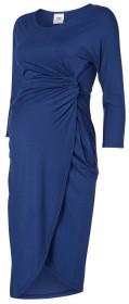 Mamalicious, Gravidklänning, Marianna 3/4 Jersey Dress, Twilight Blue