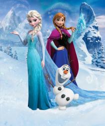 Walltastic, Väggdekoration, Disney Frozen