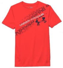 Under Armour, T-shirt, Back Spin