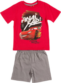 Disney Pixar Cars, Pyjamas, Red/Grey