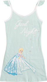 Disney Frozen, Nattlinne, Light blue