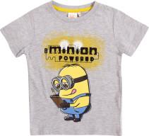 Despicable me, T-shirt, Melange grey