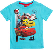 Disney Pixar Cars, T-shirt, Light Turquoise