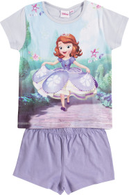 Disney Sofia the First, Pyjamas, Light purple