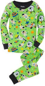 Hatley, Pyjamas, Astronauts