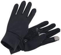 Reima, Fingervantar, Touch Screen, Zinkenite, Black