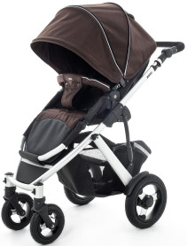 BRIO, Smile, 2014, Barnvagn, Black/Brown