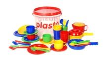 Plasto, Plasto-hink med köksleksaker