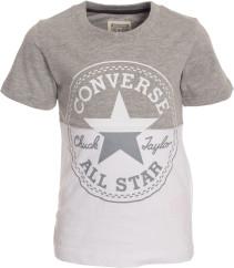 Converse, T-shirt, White