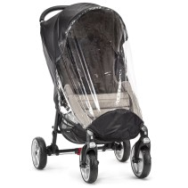 Baby Jogger, Regnskydd, Single, Mini (4W)