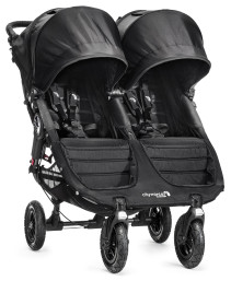 Baby Jogger, Sittvagn, City Mini GT Double, 2014, Black/Black