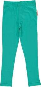 Maxomorra, Leggings, Turquoise