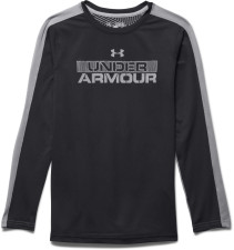 Under Armour, Tröja, Infrared, Black