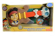 Jake och Piraterna, Gitarr