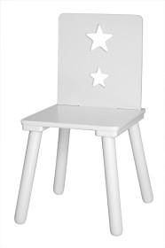 Kids Concept, Stol Star Vit