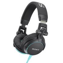 Sony, Hörlurar MDR-V55B Blå