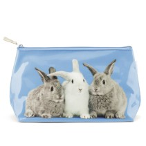 Jellycat, Rabbit on blue Small bag