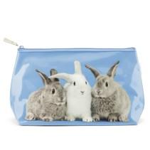 Jellycat, Rabbit on blue Small bag