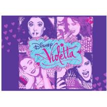 Disney Violetta, Matta med Fyra Bilder