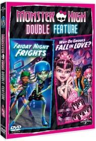 Monster High, DVD, Fasansfulla fredagskvällen
