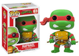 Funko POP! Ninja Turtles, Raphael