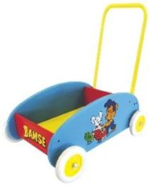 Bamse lära-gå-vagn