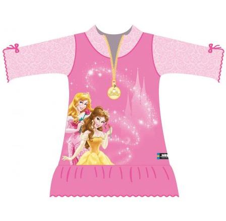 Swimpy, UV-tröja Disney Princess, 86-92 cl, 1-2 år