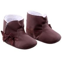 Kids Concept, Pumpkin Boots brun