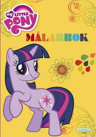 Målarbok My Little Pony 48 sid