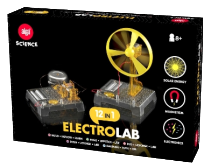 Alga Science, 12 i 1 Electrolab