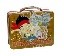 Jake och Piraterna, Plåtlåda, Pirate Attitude