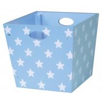 Kids Concept, Förvaringsbox Star, Blå