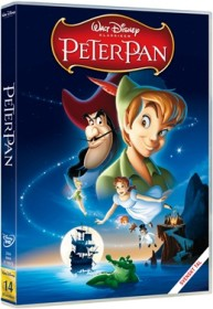 DVD, Peter Pan – Disneyklassiker 14