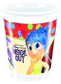 Inside Out, Mugg, 200 ml, 8 st