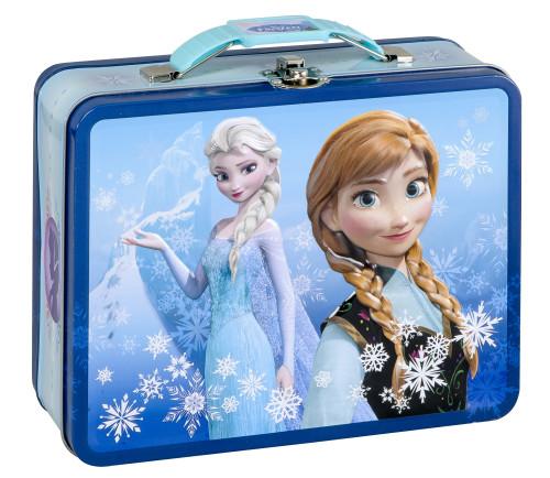 Disney Frozen, Plåtväska, blå