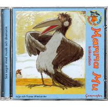 Mamma Mu kråkradion, ljudbok CD
