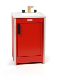BRIO, Röd diskbänk