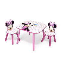 Mimmi, Bord och två stolar