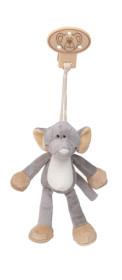 Teddykompaniet, Diinglisar Wild, Clip, Elefant
