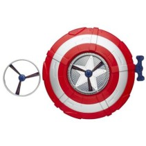 Marvel Avengers, Captain America Launching Shield