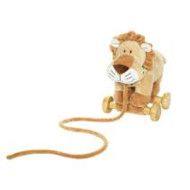 Teddykompaniet Diinglisar Wild, Lejon på hjul