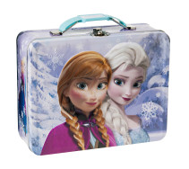 Disney Frozen, Plåtväska, lila