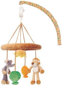 Teddykompaniet, Diinglisar Wild, Musikmobil, Lejon & Elefant