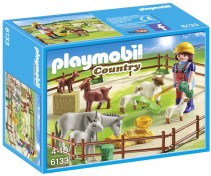 Playmobil Country, Djurhage