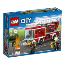 LEGO City Fire 60107, Stegbil
