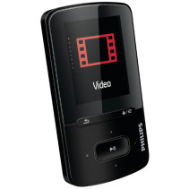 Philips, Gogear MP3 spelare 4GB svart