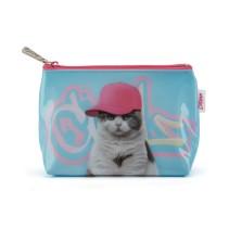 Jellycat, Graffiti Cat Small Bag