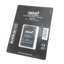 Batteri till Smart NOVA (passar båda enheterna)